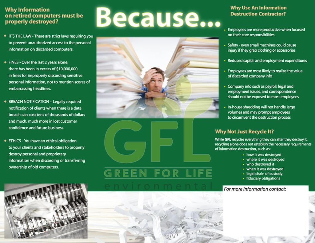 GFL-Brochure